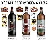 Birra Morena - 3 X Craft Beer le Celtiche - Sweet Stout - Scotch Ale - Super