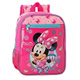 Mochila 28cm Minnie Super Helpers
