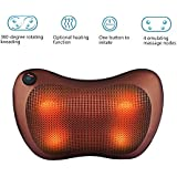 Multi-function Shiatsu Full Body Massager Pillow Cushion Electric With Infrared Heating