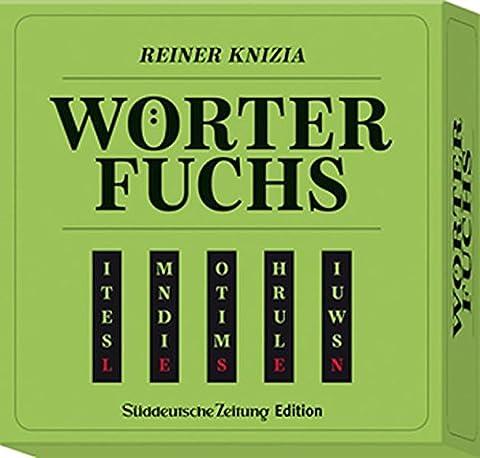 Süddeutsche Zeitung Edition 588/07309 - Wörter-Fuchs (Die Süddeutsche.de)