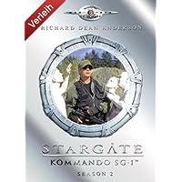 Stargate Kommando SG-1: Season 2