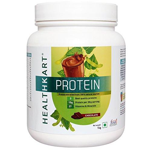 HealthKart Natural Protein (Swiss Milk Chocolate, 1KG)