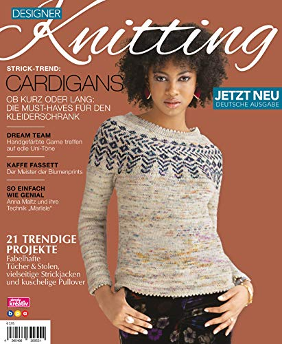 Designer Knitting: Strick-Trend: CARDIGANS: Ob kurz oder lang: Die Must-Haves für den Kleiderschrank