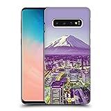 Head Case Designs Yokohama Japan Berg Fuji Schönsten Orte Der Welt Set 3 Ruckseite Hülle für Samsung Galaxy S10