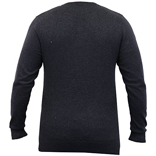 Pull Homme Tokyo Laundry Pull Tricot Pulllover Col V Léger Hiver Jeans - 1A8286