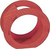 HEYDA Laternen-Zuschnitt, rund, gro , rot VE = 1