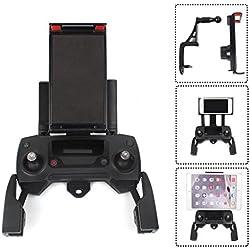 Hensych® Soporte para tablet, smartphone y controladores de DJI Spark, DJI Mavic Pro, DJI Mavic Air