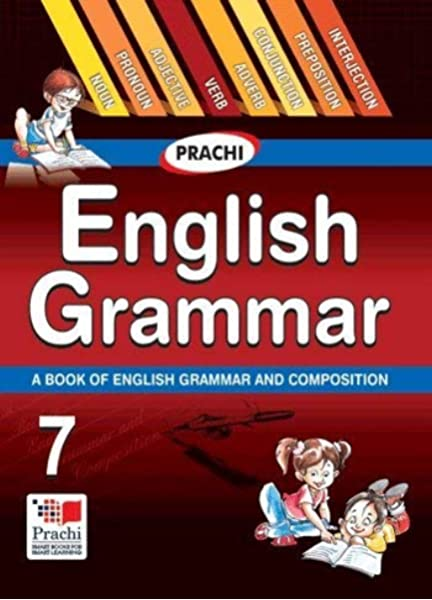 Buy English Grammar Class 7 Book Online At Low Prices In India English Grammar Class 7 Reviews Ratings Amazon In