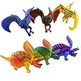 Dinosauro Giocattolo-CHshe 12 Varianti Di Giocattoli Uovo Di Dinosauro  Giocattoli Puzzle Realistici  Progettati Per I Bambini