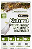 Zupreem Natural Large Parrots 20lb by Premium Nutritional Products,...