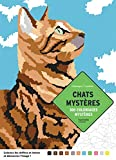 Chats mystères - 100 coloriages mystères