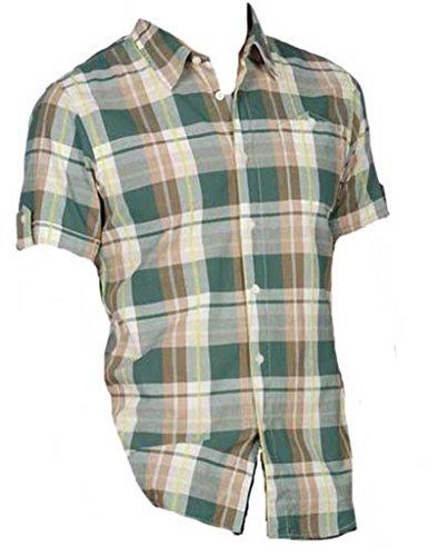 Diesel -  Camicia Casual  - Uomo Multicolore Small