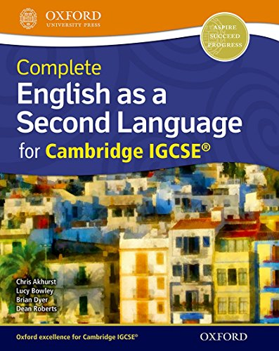 English as a second language for Cambridge IGCSE. Student's book. Con espansone online. Per le Scuole superiori