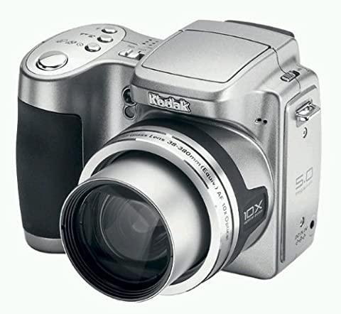 Kodak Z740 Zoom Digital Camera [5MP, 10 x Optical