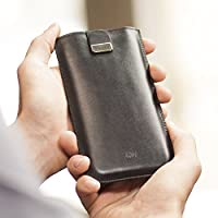 Funda De Cuero Para Samsung Galaxy S9 S8 S7 Active edge S6 note 4 5 j2 2017 AT&T a7 a5 a3 c9 j5 j7 j3 On7 Prime 2 a9 6 z3 edge+ s4 s5 e7 e5 s3 Personalizada Caja Bolsa Nombre o Iniciales Grabadas Case Cover