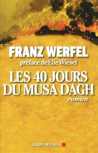 Les 40 Jours Du Musa Dagh [Pdf/ePub] eBook