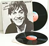 IGGY POP The Idiot, Lust For Life, 2 Disques LP Set. First press French, matrix,A,B,C and D, on RCA records