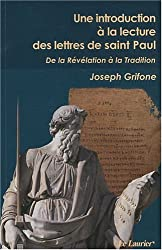 Une introduction à la lecture des lettres de St Paul