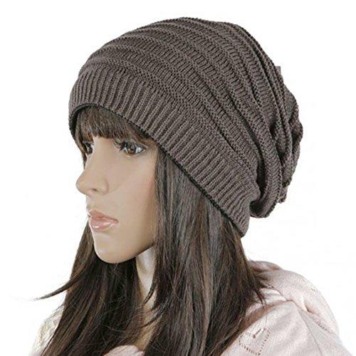 chapeau en laine coréen/Féminin en plein air casual chapeau/ Chapeau chaud oreille D