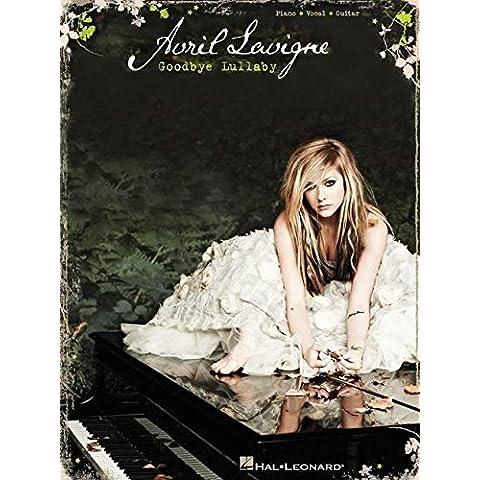 Lavigne Avril Goodbye Lullaby Pvg