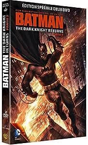 Batman : The Dark Knight Returns, Partie 2 - Edition Spéciale 2 DVD - Film d'animation original DC Univers [Édition Spéciale 2 DVD] [Édition Spéciale 2 DVD]