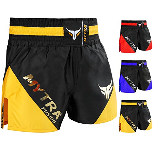 Mytra Fusion Pro Boxing Shorts Combat Shorts for Boxing