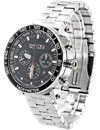 Nautec No Limit Herrenarmbanduhr Racing Chronograph RS 8850/STBK
