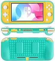 Pokanic Designed Protective Case Cover Protector Hand Joy-Con Grip Non-Slip Compatible with Nintendo Switch LI