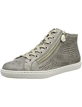Rieker Damen L0936 High-Top