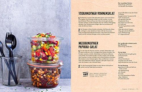 Vegane Lunchbox: Einfach, schnell, vegan - immer und überall - 4