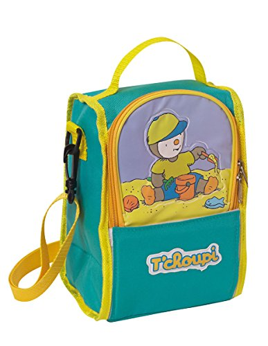 Fun House T'Choupi Sac isotherme Taille 25 x 17 x 13,50 cm