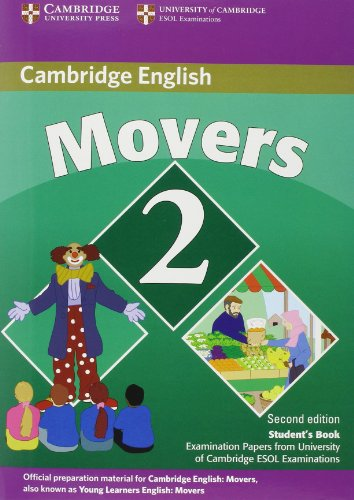 Cambridge young learners English tests. Movers. Student's book. Per la Scuola media. Con espansione online: 2