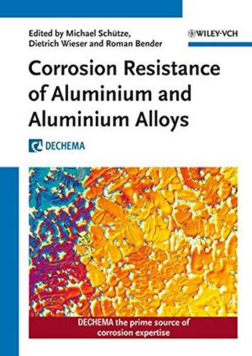 Corrosion Resistance of Aluminium and Aluminium Alloys (Kreysa Continuation)