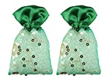 Miracle Perfume Potli. Garden Grass Fragrance. Air Freshener (50g, Set of 2pcs)