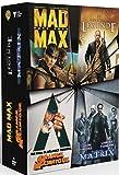 Matrix/Orange Mecanique/Je Suis Une Legende/Mad Max Fury (4 Dvd) [Edizione: Francia]