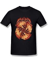Metallica punta Báscula de la camiseta