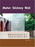 Managerial Accounting - An Introduction To Concepts, Methods And Uses