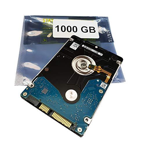 Compatibile con Acer Aspire AZC-102-UR20 5810TG 1825PT 7741G 5736Z | 1TB 1000GB HDD disco rigido 2,5' (5400RPM) 8MB Cache per