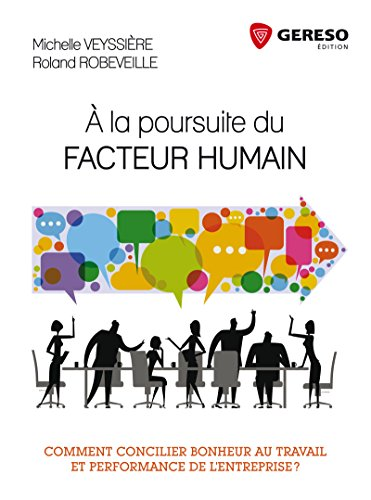 A la poursuite du facteur humain par From Gereso Editions