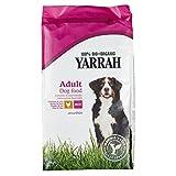 Yarrah Sensitive Huhn, Reis 10kg Bio Hundefutter, 1er Pack (1 x 10 kg)
