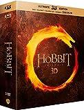 Le Hobbit - La Trilogie - Coffret Blu-Ray 3D + Blu-Ray [Ultimate Blu-ray 3D Edition - Blu-ray 3D + Blu-ray + DVD + Digital UltraViolet]