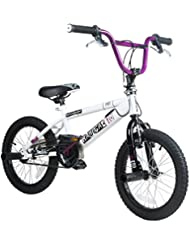 "16 ""BMX Rooster Radical avec rotor et Pegs"