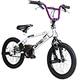 16 Zoll BMX Rooster Radical mit Rotor und Pegs , Farbe:lila