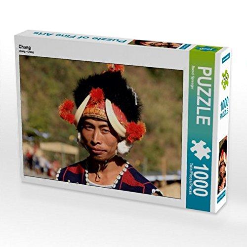 CALVENDO Puzzle Chang 1000 Teile Lege-Größe 64 x 48 cm Foto-Puzzle Bild von Bernd ()