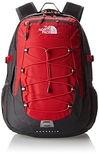 The North Face Zaino Borealis, Rosso/Nero