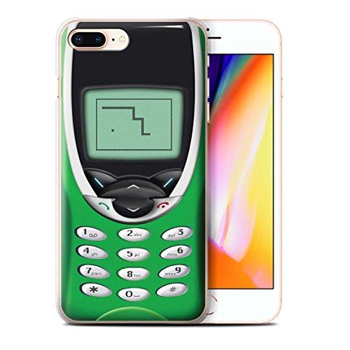 Coque de Stuff4 / Coque pour Apple iPhone 5C / Nokia 3310 bleu Design / Portables rétro Collection Nokia 8210 vert