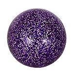 Kosma Glitter Hockey Ball | Training Hockey Ball- Purple