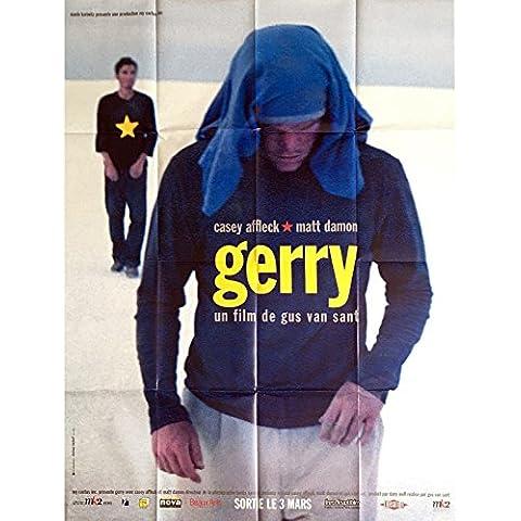 GERRY Movie Poster 47x 63in.–2002–Gus Van Sant, Matt Damon