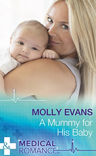 book cover of A Mummy For His Baby