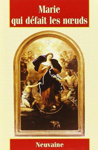 Marie qui défait les nœuds par P. J. R. Celeiro